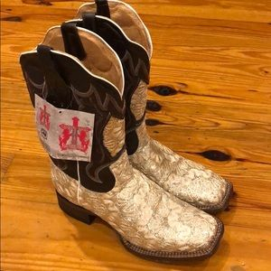 AUTHENTIC RODEO BOOTS